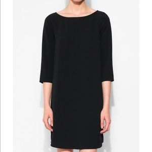 BB Dakota Devin Black Shift Dress